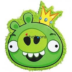 Πινιάτα Angry Birds Πράσινη